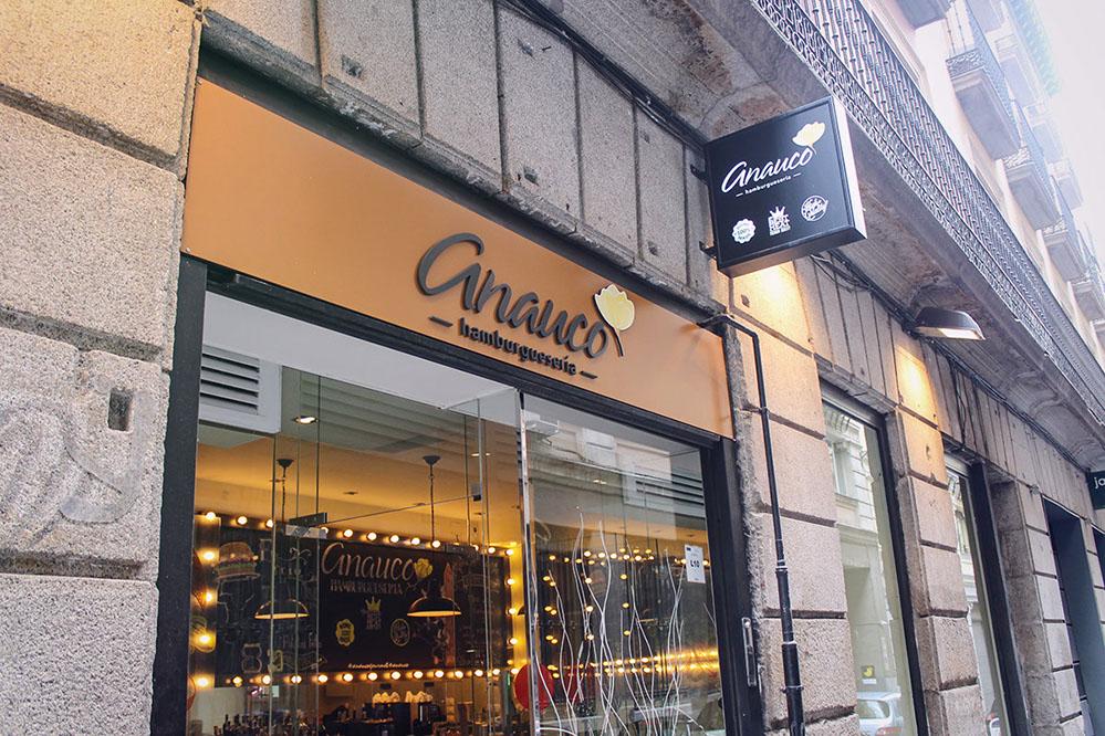 Anauco Madrid