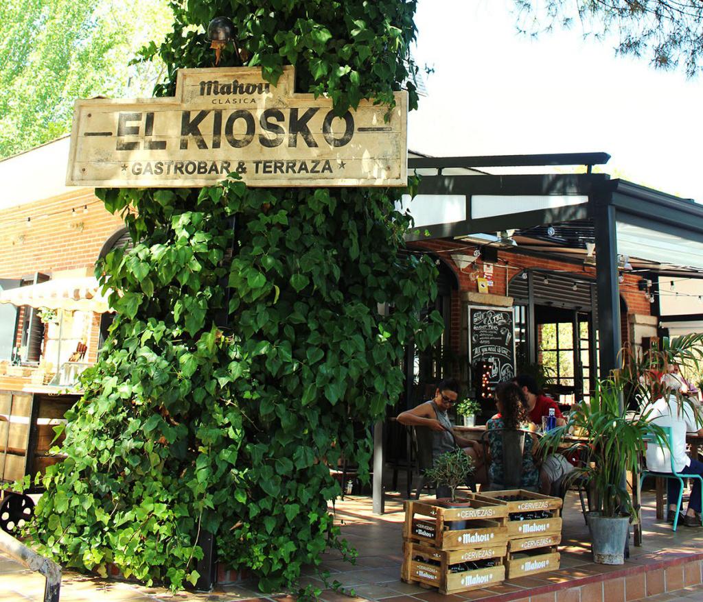 El Kiosko (Pozuelo)