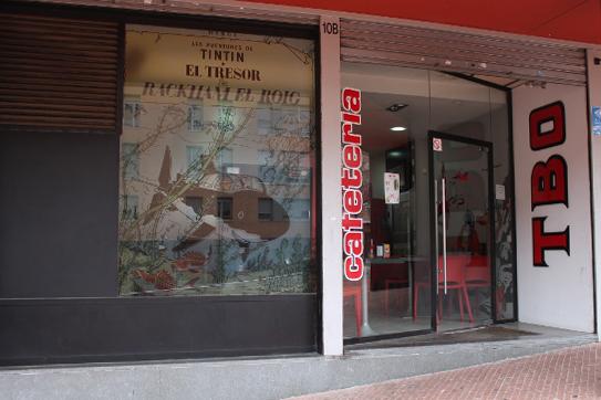 Cafetería TBO