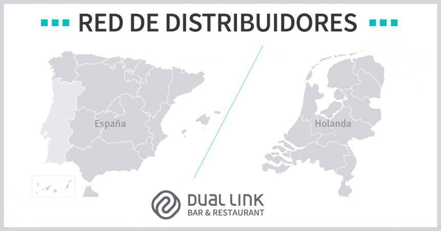 La red de distribuidores de Dual Link