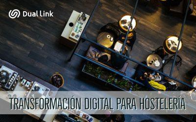 Dual-link: La Transformación Digital para Hostelería
