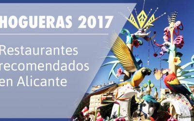 Hogueras 2017 – Alicante está que arde