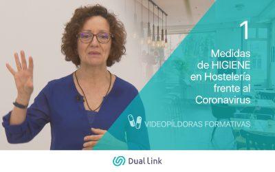 Medidas de Higiene en Hostelería frente al Coronavirus